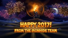 Happy new year - Ironhide Games Studio