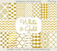 pattern with gold foil - Google Search