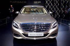 2015 Mercedes-Maybach S600 Pullman (Geneva International Motor Show 2015) Mercedes-Maybach #Maybach #S600 #Mercedes-Maybach_Pullman #Geneva_2015