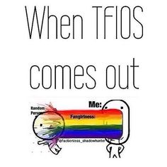 Heck yessss #okay #TFIOS #movie