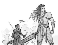 LOL when Caleb doubled Yasha's size for the fight and Beau just GAWKED Critical Role Characters, Critical Role Fan Art, Dnd Characters, Fantasy Characters, Character Concept, Character Art, Critical Role Campaign 2, The Adventure Zone, Knight Art