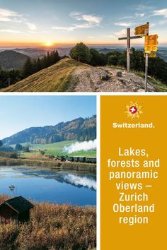 Zurich Oberland – learn more about Switzerland's hidden gems