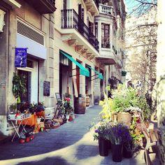 Home. Next door. #barcelona