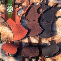 Archery Quiver, Crossbow Hunting, Turkish Bow, Leather Quiver, Mounted Archery, Traditional Archery, Bow Making, Custom Leather, How To Make Bows