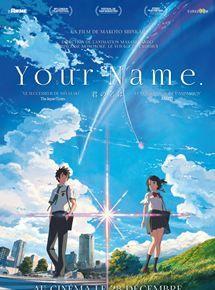 « Your Name » ~ Film d'Animation • Réalisé par ~ [_AlloCiné_]