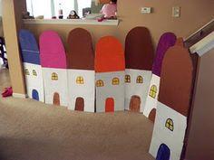 munchkin houses