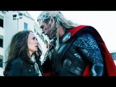 Thor 2 The Dark World Official Trailer 2013 Movie [HD]  I want to see this one because I liked the first one and to see the previous characters in the first movie makes it that much better. I might add that I'm glad to see Loki.