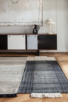 'Minimal Interior Design Inspiration' is a weekly showcase of some of the most perfectly minimal interior design examples that we've found around the web - all Interior Design Examples, Interior Design Inspiration, Charlotte Perriand, Lounge Chair, Carpet Design, New Furniture, Eames, Rugs On Carpet, Flooring