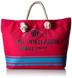 US POLO Association New Hampshire Ii Rope Tote 999220bab142d