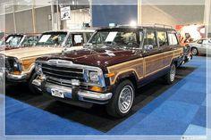 '89 Jeep Grand Wagoneer