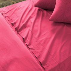 Imagen de Sábana plana 100% algodón lavado, Bohémienne La Redoute Interieurs @ laredoute.es.... looks great for sheets... especially top sheets