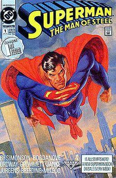 Superman: The Man of Steel - Wikipedia