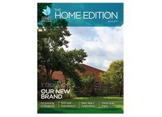 A newsletter redesign that reflects a new brand - Memphis Jewish Home & Rehab