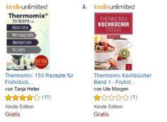"""Gratis: eBook 150 Thermomix-Rezepte bei Amazon zum Download https://www.discountfan.de/artikel/essen_und_trinken/gratis-ebook-150-thermomix-rezepte-bei-amazon-zum-download.php Top-Rezensionen und obendrein kostenlos: Der Titel """"Thermomix: 150 Rezepte für Frühstück, Mittagessen, Abendessen und Desserts"""" ist jetzt bei Amazon als Gratis-eBook zu haben. Als Taschenbuch kostet das gleiche Werk mindestens elf Euro. Gratis: eBook 150 Thermomix-Rezepte bei Amazon z.."""