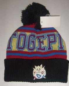 e648b3e798e42 Unisex Winter Games Pom Beanie Winter Hat Excellent Condition Adult One Size