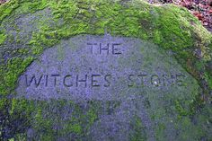 witches stone Scotland. The witches stone, which is in Carriden woods, Bo'ness has been their as long as anyone i know can remember, its origins are unknown