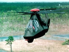 Boeing Sikorsky RAH 66 Comanche Reconnaissance Attack Helicopter