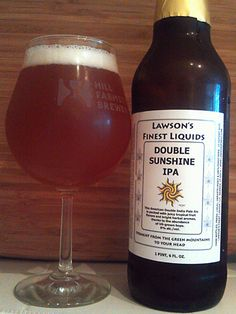 Life is too short for cheap beer.: Lawson's Finest Liquids - Double Sunshine IPA