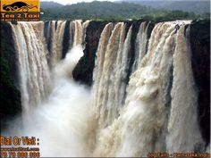 Jog Falls - Karnataka, India ..!! 2nd Highest Water Fall In India ...!! #Best #Taxi And #Driver #Service #Provider #Ahmedabad Call : 78-78-886-886/78-78-884-884, www.tea2taxi.com  For More Information #Click Here - http://tea2taxi.blogspot.in/2016/07/jog-falls-very-beautiful-and-2nd.html