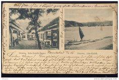 Ada Kahel - Vedere - 1899 Romania, Vintage World Maps, Memories, Memoirs, Souvenirs, Remember This
