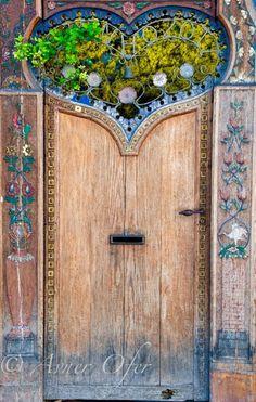 ❧ Doors,gates, ....and flowers ❧La puerta de mi corazon
