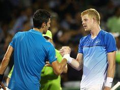 Result: Kyle Edmund loses to Novak Djokovic at US Open