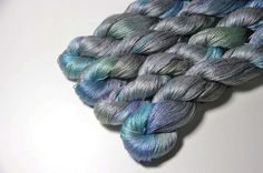 Lichtfaden Pure Silk Lace One of a Kind