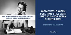 Share This: The Paycheck Fairness Act Would Help Women Fight for #EqualPay | The White House