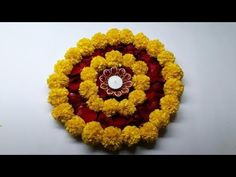 DIY Rangoli Designe For DIWALI festival/ How to Make Rangoli/ flower Rangoli Designe for Diwali Rangoli Designs Flower, Rangoli Border Designs, Rangoli Patterns, Rangoli Designs Images, Rangoli Ideas, Rangoli Designs Diwali, Flower Rangoli, Flower Designs, Diwali Decorations At Home