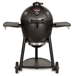 Char-Griller AKORN Kamado Grill, Slate Gray Kamado Charcoal Grill at Lowe's. Premium Kamado-style cooking without the premium price tag. The Char-Griller AKORN® Kamado Charcoal Grill, Slate has everything you want from a Charcoal Smoker, Best Charcoal Grill, Kamado Grill, Kamado Joe, Kamado Cooker, Cooking Stone, Cooking Ribs, Portable Grill, Barbecue Grill