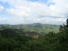 Gorgeous countrysides in Honduras