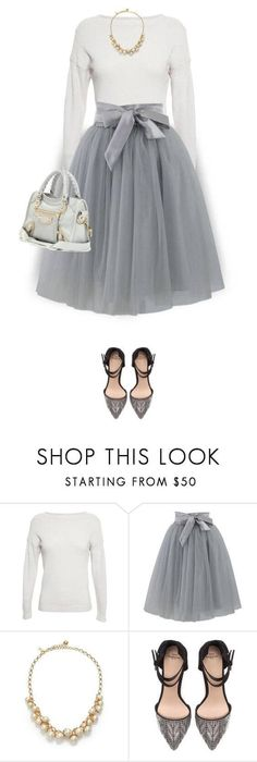 """Fashion Arabic Style Illustration Description Jupon en tulle : cool Jupon en tulle : """"Tulle Skirt"""" by daiscat liked on Po – Read More – Cute Skirt Outfits, Cute Skirts, Fancy Skirts, Look Fashion, Autumn Fashion, Womens Fashion, Fashion Trends, Fashion Ideas, Fashion Usa"""