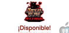 Metal Slug: Attack ya disponible en la App Store para disfrutar - http://www.actualidadiphone.com/metal-slug-attack-ya-disponible-en-la-app-store-para-disfrutar/