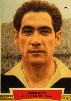 RAMALLETS (F.C. Barcelona - 1952)