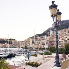 Carin Olsson : Monaco