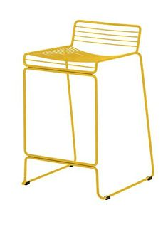 yellow wire stool - Google Search
