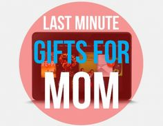 Last Minute Christmas Gifts For Mom - Babble