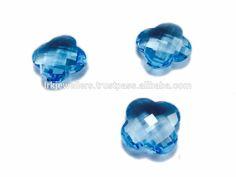 Blue Topaz Fancy Cut Top Quality Natural Loose Gemstone
