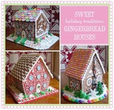 #Gingerbread houses