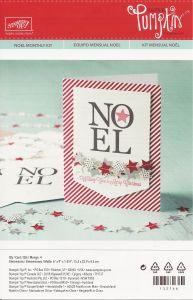 """Noel"" November 2013 Paper Pumpkin Craft Kit from Stampin' Up! Christmas Paper, Christmas Cards, Stampin Up Paper Pumpkin, Martha Stewart Crafts, Pumpkin Crafts, Card Kit, Craft Kits, November 2013, Card Making"