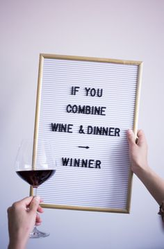 wine aesthetic,wine décor,wine night,wine sayings,wine quotes Badass Quotes, Funny Quotes, Light Box Quotes Funny, Wein Poster, Felt Letter Board, Word Board, Motivation, Wise Words, Quotes To Live By