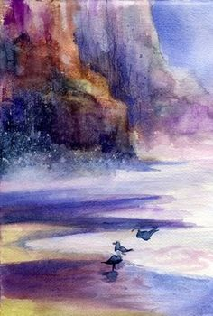 Marni Maree   WATERCOLOR
