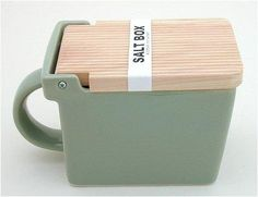 Bee House Salt Boxes - Store Food And More