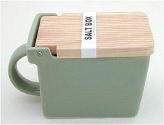 Bee House Salt Boxes