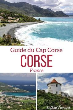 Corsica Travel Guide – Admire the wild scenery and charming villages of Cap Corse, one of the best drives in Corsica Best Vacation Destinations, Best Vacations, Travel Pictures, Travel Photos, Corsica Travel, Cap Corse, Beach Village, Le Cap, Voyage Europe