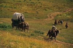The Oregon Trail's first travelers headed west in 1841.Packing list for our covered wagon projects.