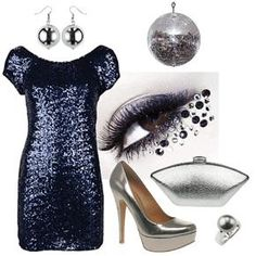 New Year's Eve outfit ideas 2014.  www.daintyfemme.com