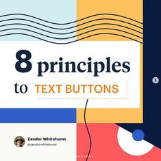 Text Buttons are obvious call to actions features, zanderwhitehurst has collated a list of Principles to Text Buttons. Enjoy this one! Want to be featured Use for a chance to be f Web Design Tools, Tool Design, Button Family, Call To Action, Inspire Me, Graphics, Buttons, Instagram, Dog
