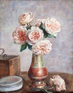 Nora Heysen(1911-2003) —  Still Life,1976 (788×1000)