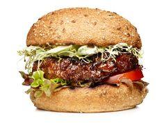 Garden Burgers #Protein #Grains #MyPlate